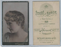 N131 Duke, Stars of The Stage, 3rd Series, 1890, Actresses (2)