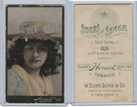 N131 Duke, Stars of The Stage, 3rd Series, 1890, Actresses (4)