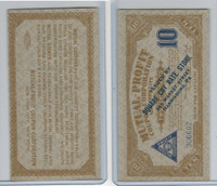 N Tobacco Coupon Certificate, Mutual Profit Corp, New York, Harrisburg (10)