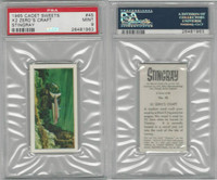 C0-0 Cadet Sweets, Stingray, 1965, #45 X2 Zero's Craft, PSA 9 Mint