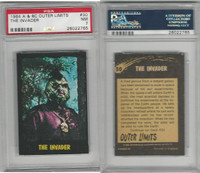 1964 A & BC, Outer Limits, #30 The Invader, PSA 7 NM