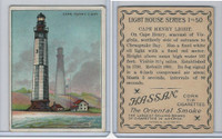 T77 Hassan, Lighthouse, 1910, Cape Henry, Virginia