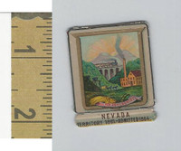 Victorian Diecuts, 1890's, US History, State Seals, Nevada