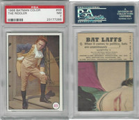 1966 Topps, Batman Color Photo, #49 The Riddler, PSA 7 NM