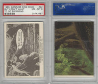 1965 Donruss, King Kong, #32 Don't Want To Go Swimming, PSA 8 NMMT