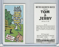 B0-0 Barratt, Tom & Jerry, 1971, #15 Cartoon
