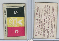 B128-2 British Aust. Tobacco, Flags of all Nations, 1907, Societe Anonyme