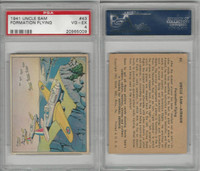 R157 Gum Inc, Uncle Sam, 1941, #43 Formation Flying, PSA 4 VGEX