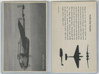 WC 1940's Official Photo Card, WW II Airplanes (4.5X7 in), Handley Hampden