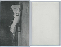WC 1940's Photo Card, WW II Airplanes (5X8 in), Buffalo