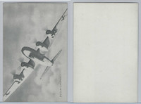 WC 1940's Photo Card, WW II Airplanes (5X8 in), Focke-Wulf 200