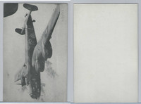 WC 1940's Photo Card, WW II Airplanes (5X8 in), Halifax