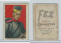 T79 Fez, Lenox, Tolstoi, Military, 1910, Corporal Pioneers, Japan
