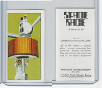 P0-0 Primrose, Space Race, 1969, #17 Communication Satellite