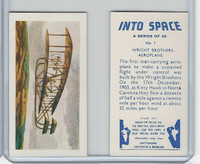 S0-0 Swettenham Tea, Into Space, 1959, #1 Wright Brothers Aeroplane