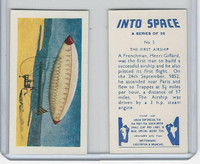 S0-0 Swettenham Tea, Into Space, 1959, #2 The First Airship