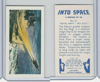S0-0 Swettenham Tea, Into Space, 1959, #10 Royal Navy Sea Slug