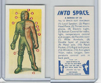 S0-0 Swettenham Tea, Into Space, 1959, #13 Space Suit Diagram