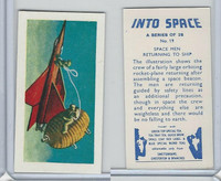 S0-0 Swettenham Tea, Into Space, 1959, #19 Space Men Returning to Ship