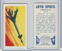 S0-0 Swettenham Tea, Into Space, 1959, #20 Imaginary A Plane