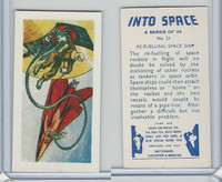 S0-0 Swettenham Tea, Into Space, 1959, #21 Re-Fueling Space Ship
