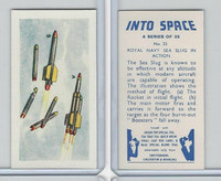 S0-0 Swettenham Tea, Into Space, 1959, #25 Royal Navy Sea Slug