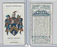 W62-65 Wills, Arms of Companies, 1913, #32 Cordwainer's Company