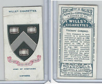W62-65 Wills, Arms of Companies, 1913, #33 Vintner's Company