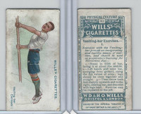 W62-96 Wills, Physical Culture, 1914, #32 Vaulting Bar Excercises