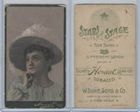 N131 Duke, Stars of The Stage, 3rd Series, 1890, Actresses (7)