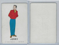 1950's NY Herald Tribune, Comics Cards, Jerry