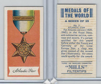 A46-32 Amalgamated, Medals Of World, 1959, #11 Atlantic Star