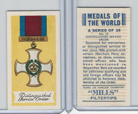 A46-32 Amalgamated, Medals Of World, 1959, #13 Distinguished Service Order