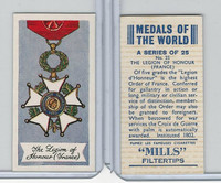 A46-32 Amalgamated, Medals Of World, 1959, #25 Legion of Honour, France