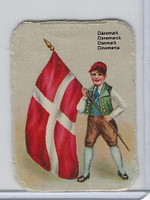 Z0-0 Card, Flags & Costumes of Nations, Denmark