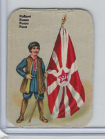Z0-0 Card, Flags & Costumes of Nations, Russia