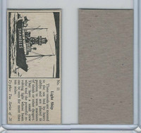 T0-0 Typhoo Tea, Types of Ships, 1955, #11 Light Ship, Shambles