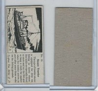T0-0 Typhoo Tea, Types of Ships, 1955, #16 Steam Trawler
