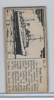 T0-0 Typhoo Tea, Types of Ships, 1955, #19 Train Ferry, Shepperton