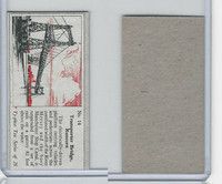 T0-0 Typhoo Tea, Famous Bridges, 1955, #14 Transporter Bridge, Runcorn
