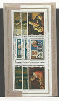 Aitutaki, Postage Stamp, #178a, 181a, 182 Mint NH Sheets, 1979 Rowland Hill