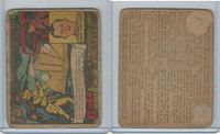 R60 Gum Inc, G-Men and Heroes, 1936, #12 Corporal Maynard WMX