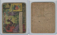 R60 Gum Inc, G-Men and Heroes, 1936, #18 Corporal Simpson WMX