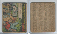 R60 Gum Inc, G-Men and Heroes, 1936, #142 Mountain Moonshine Murder WMX