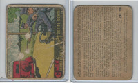 R60 Gum Inc, G-Men and Heroes, 1936, #147 Duty Defies Death WMX