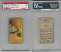V17 Cowan's, Noted Cats, 1925, #4 Champion Blackwell, PSA 3 VG