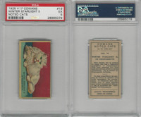 V17 Cowan's, Noted Cats, 1925, #19 Winter Starlight II, PSA 5 EX