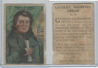 F130 Gridley Butter, Heroes Of History, 1920's, #32 Daniel O'Connell, Ireland