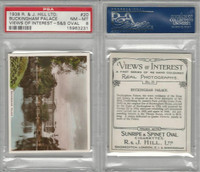 H46-96 Hill, Views of Interest, 1938, #20 Buckingham Palace, PSA 8 NMMT