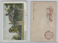 E Card, Zeno Gum, United States Views, 1910, William Penn House, Philadelphia